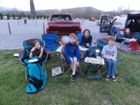 Dinner at the Drive In