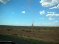 Dust Devil - about 1 miles