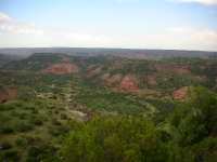 Palo Duro from the rim