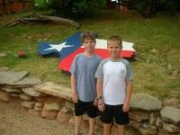 Derek and Matthew