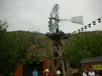 Authentic wind mill